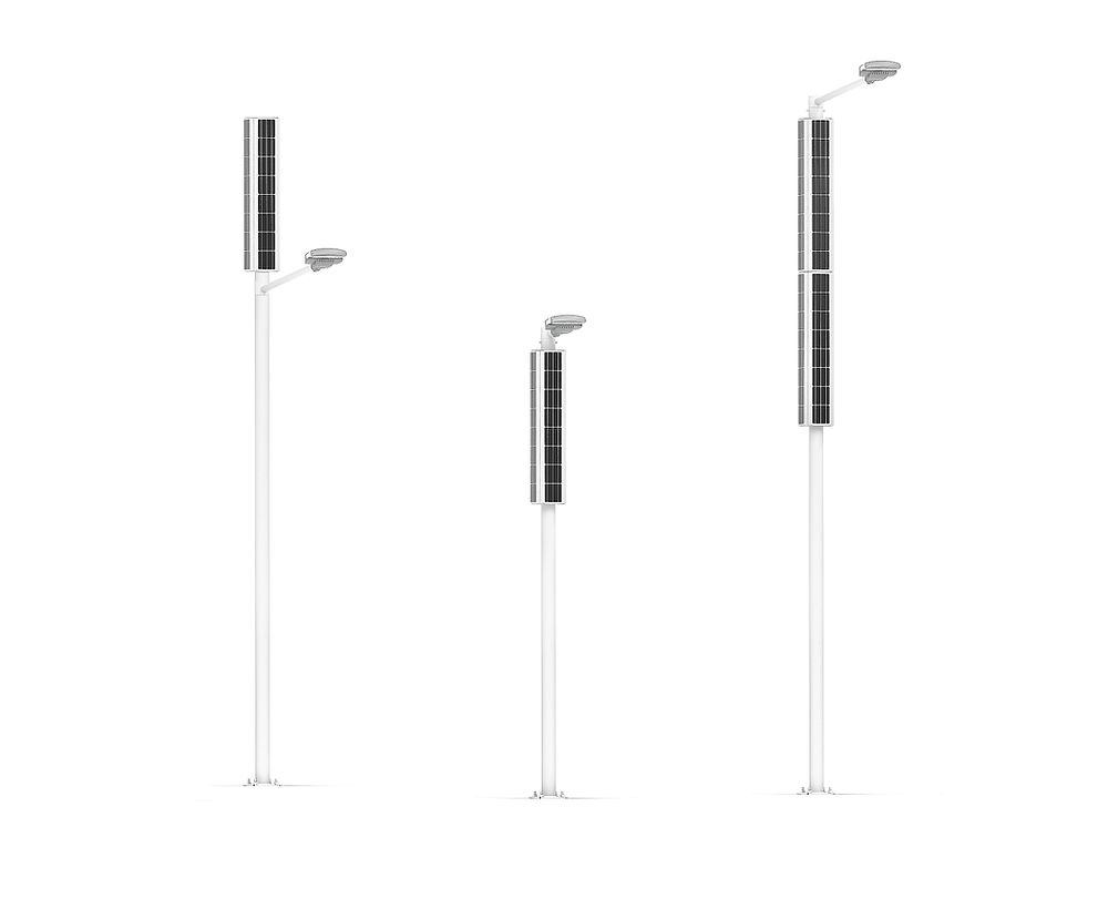 solar street lights for hoa