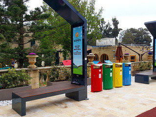 Why landscape architects should consider Smart Solar Bench?