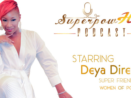 (WATCH) SuperpowHer Season 2:  The Hollywood Hair Whisperer - How Felicia Leatherwood Made Natural H
