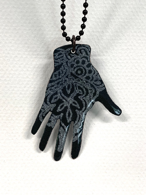 Small Hand Pendant
