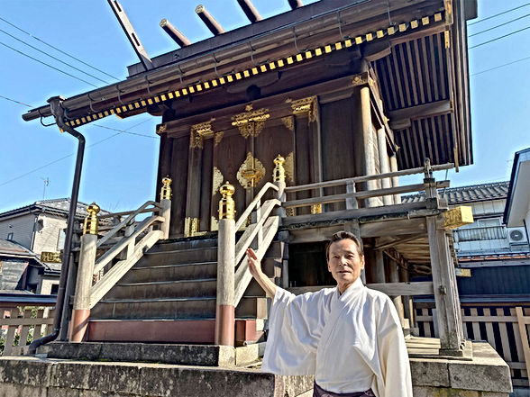 燕戸隠神社