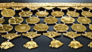 仏壇錺金具修復・クリーニング・製造