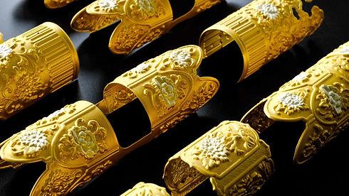 仏壇神輿寺社神社錺金具修復・洗濯・製造