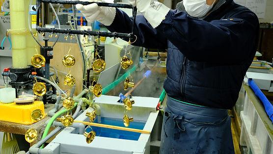 田辺金具 神輿 修復・クリーニング・製造