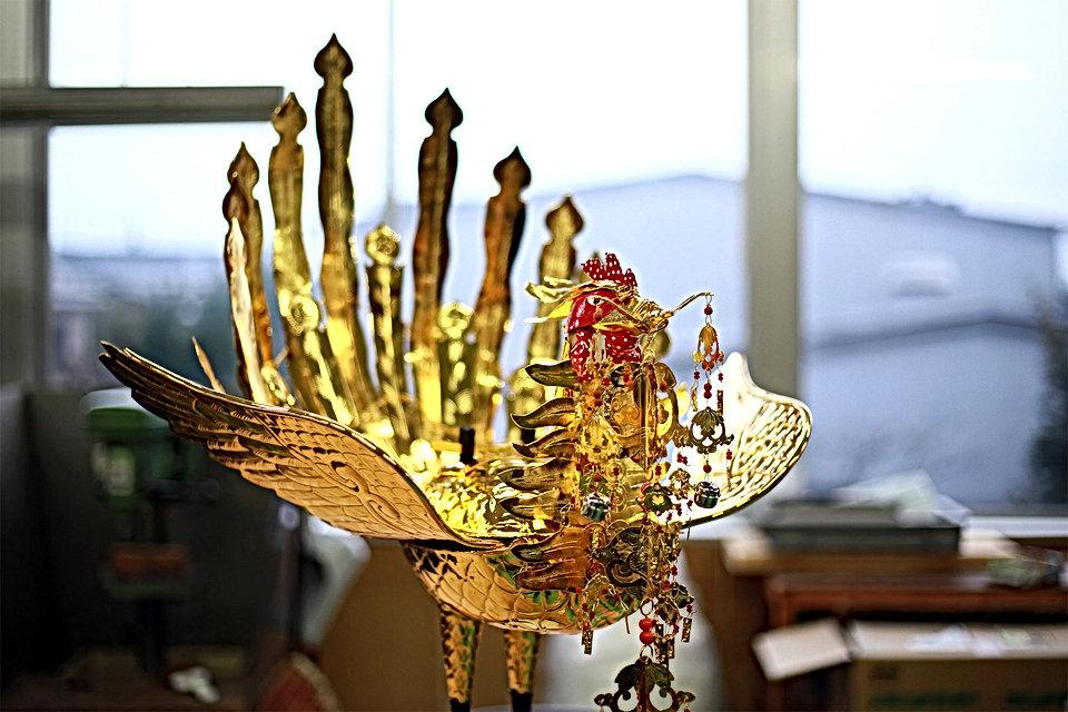 神輿錺金具修復・製造