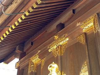 神社寺社錺金具修復・クリーニング・製造