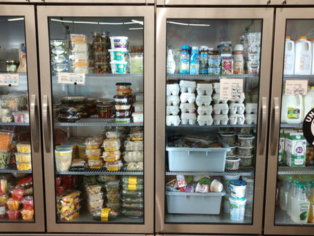 Help FFEN Increase Fresh Food at 40 More Food Shelves!