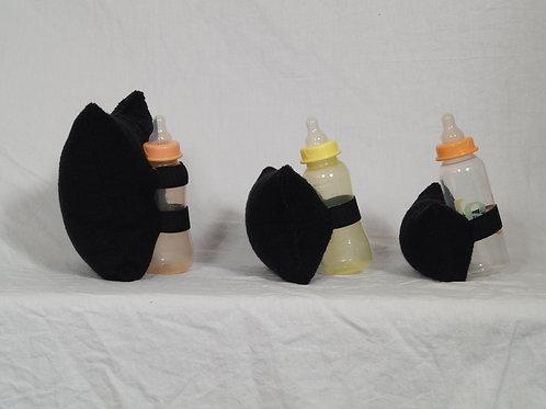 Black felt 3 piece set