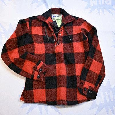 1950's US Lace Up Shirt