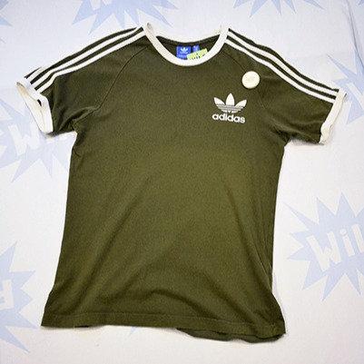 80's AdidasClassic Tee