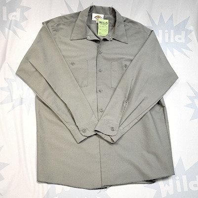 Grey Dickies Work Shirt