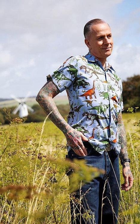 Run & Fly Adventure Dino Shirt