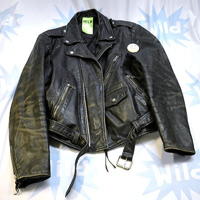 Vintage 'Perfecto' Biker Jacket