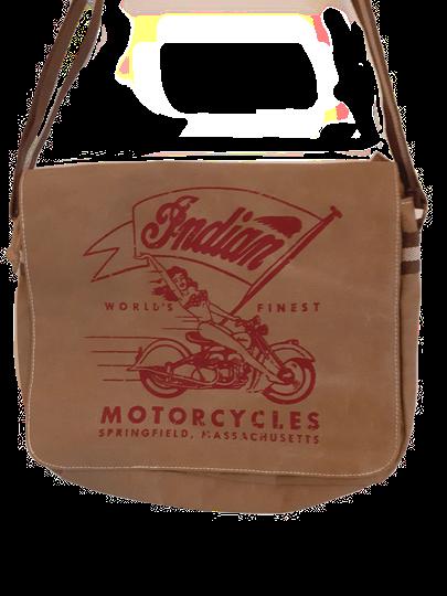 Indian Motorcycles Messenger Bag