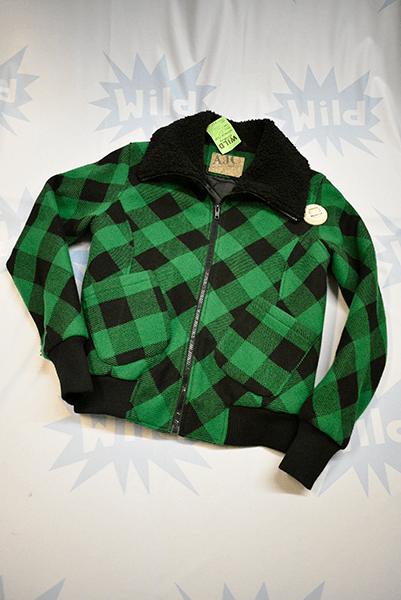 Lumberjack Bomber Jacket