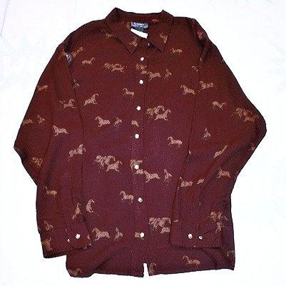 Ruby Ralph Lauren Shirt Large