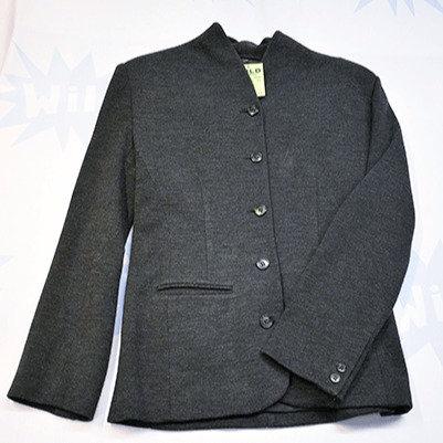 90's Ladies Grey Suit Jacket