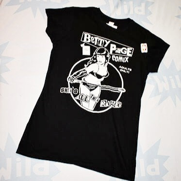 Betty Page Tee