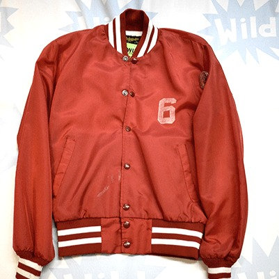 Vintage Baseball Jacket