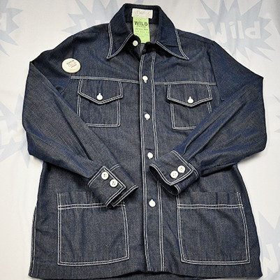 US Denim Work Jacket