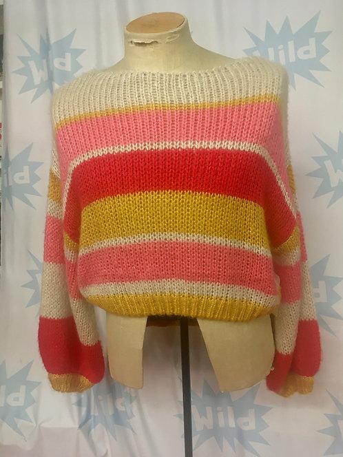 Billabong Ladies Cropped Knit