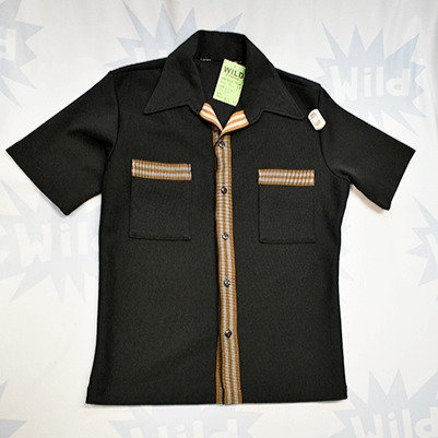 Sixties Button Up Shirt