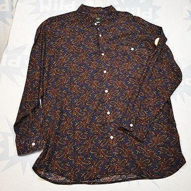 POP Paisley Shirt