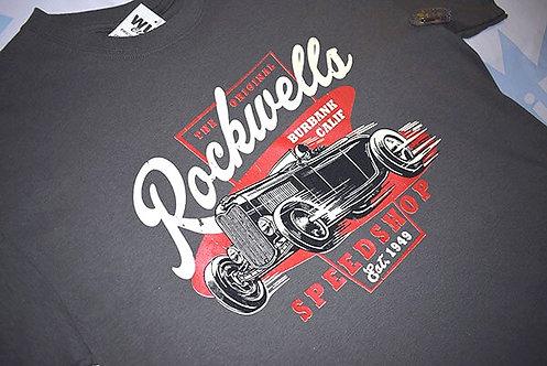 Rockwells Hot Rod Tee