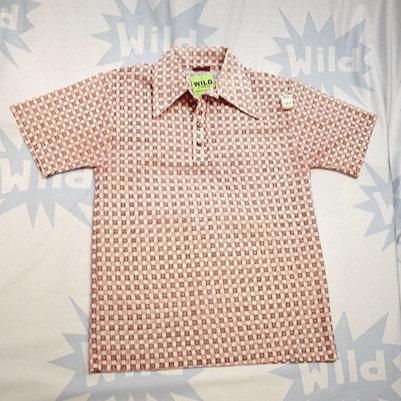 Kings Road - Sears Poly Print Shirt