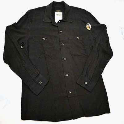 POP Classic Black Shirt