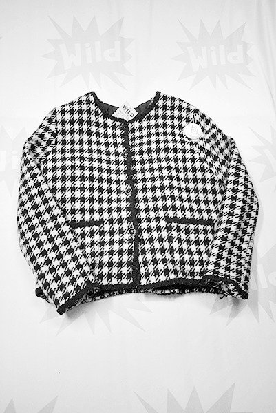 Ladies 90's Dogtooth Jacket