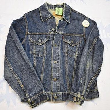 Big E Levis Denim Jacket