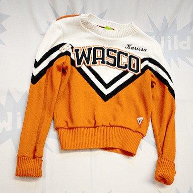 US Vintage 'Varsity' Cheerleader's Jumper