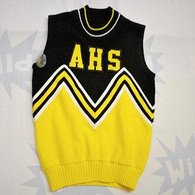 US Vintage Cheerleader's Top