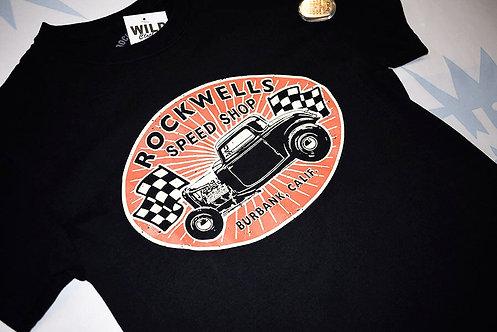 Rockwell Speed Shop Tee
