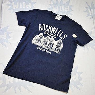 Rockwells Motorcycle Tee