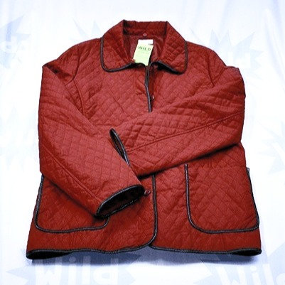 Quilted Jacket - XL