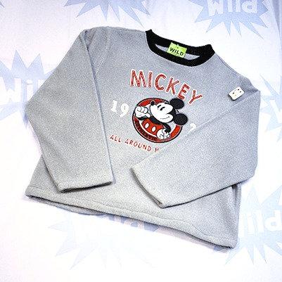 Mickey Mouse Fleece Top