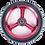 Thumbnail: Schmicking Color Wheels - Lenkrollen