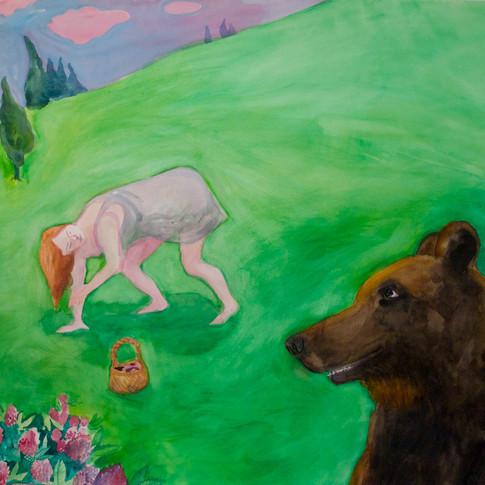 Karhunvatukassa