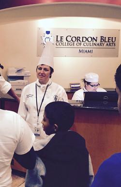 Kids at Codon Bleu