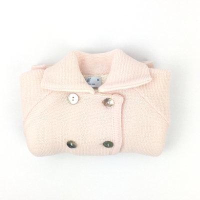 Babyjacke aus Merinowolle, kuschelig warm