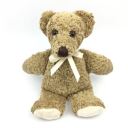 Veganer Teddy in Bio-Qualität