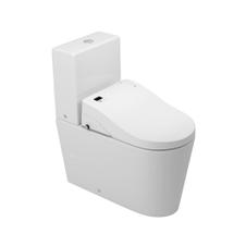Bacia para Caixa Acoplada Assento Eletrônico 127V Branco