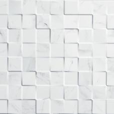 Mosaico Carraca Blanco