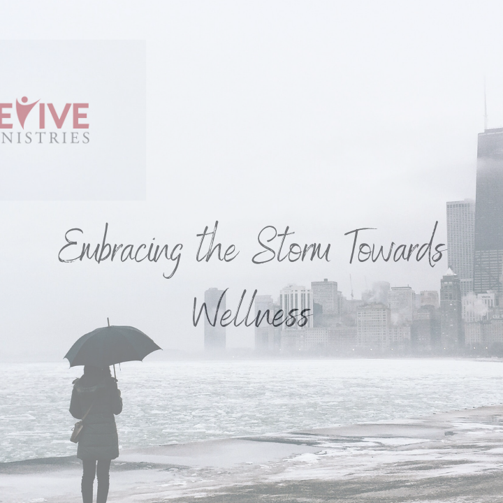 Revive Ministries Podcast: Embracing the Storm Towards Wellness With Sebastian Lopez