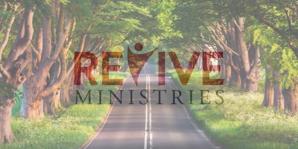 Beginning 2nd Year of Podcast Update, Revive Ministries