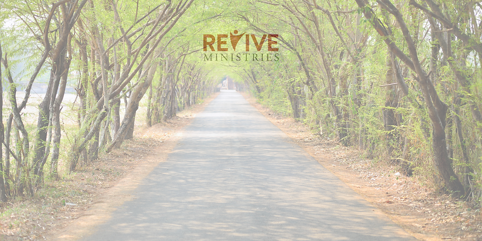 """Revive Ministries Podcast """"Spring Forward to Wellness"""" With Dr. Krishna Bhatta"""