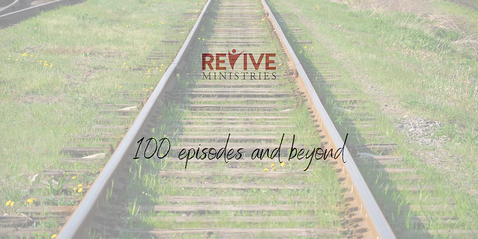 Revive Ministries Listeners Supported!