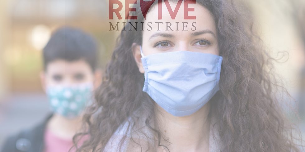 """Revive Ministries """"A Brave New World"""" with Jasmine"""